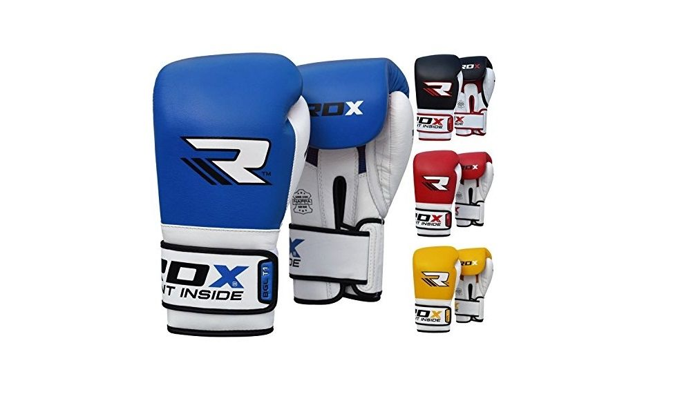RDX Cow Hide Leather Boxing Gloves Review