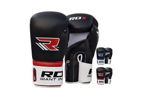 RDX Maya Hide Leather Boxing Gloves Review