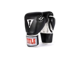 TITLE Classic Pro Style Training Gloves Review